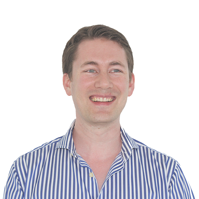 Andrew J. Landin, EA