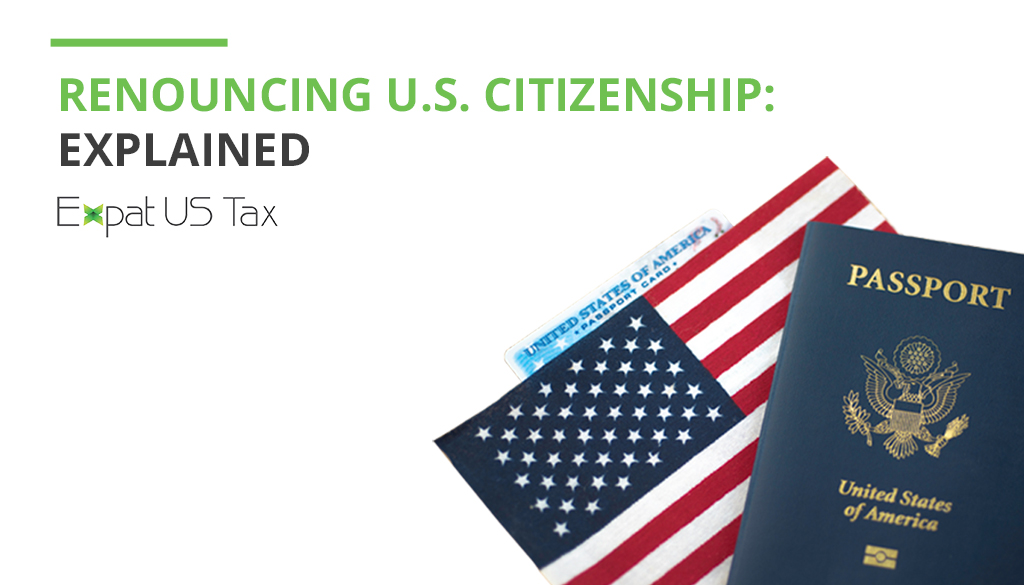 Common Questions About U.S. Citizenship Renunciation Answered