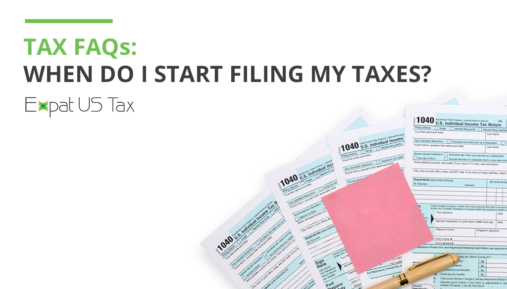 When can I file my taxes and receive my tax refund?